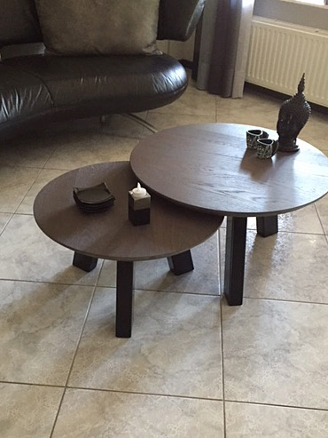 Klantervaring Salontafel modern de Tafelfabriek