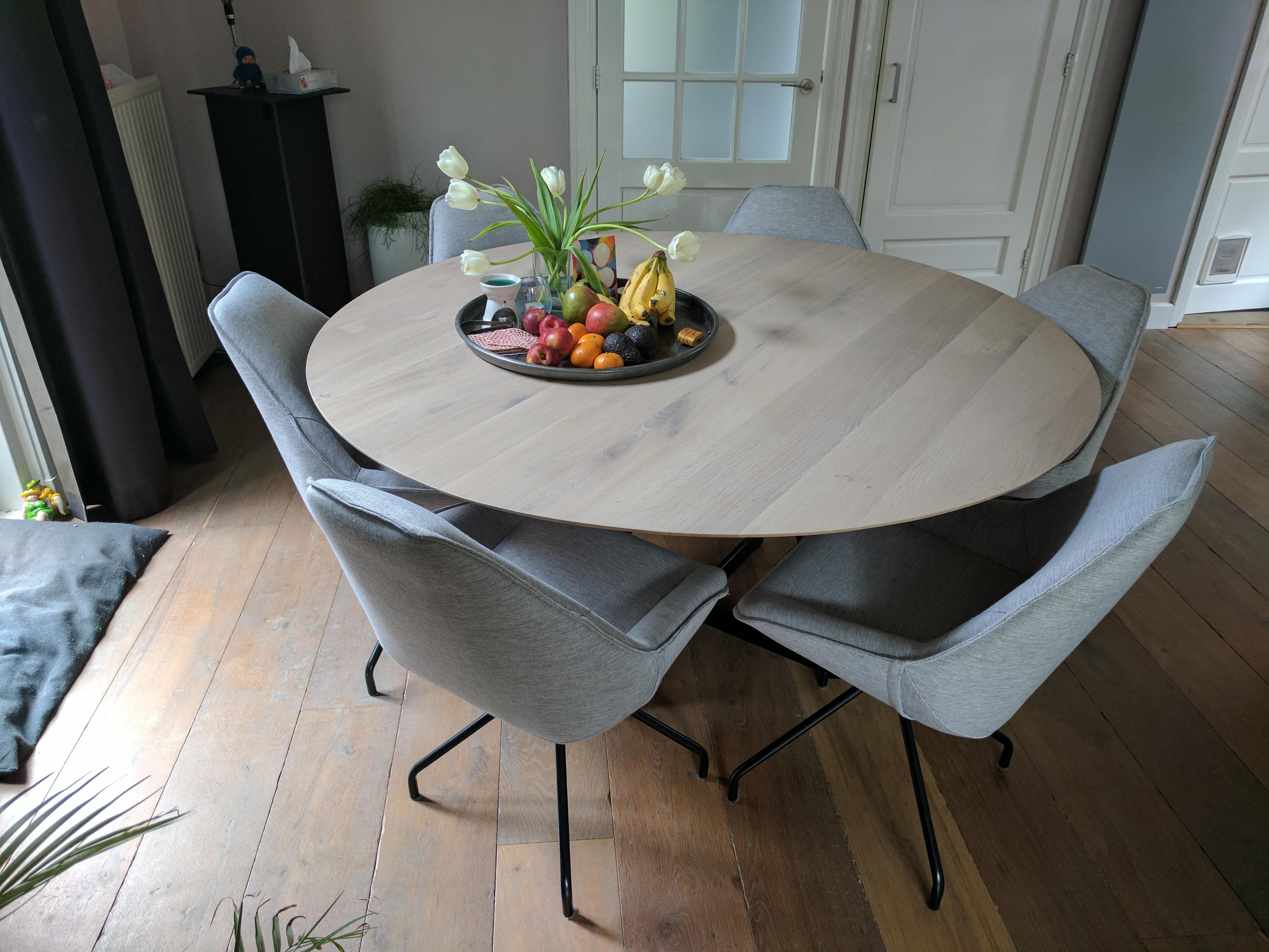 Recensie tafel rond