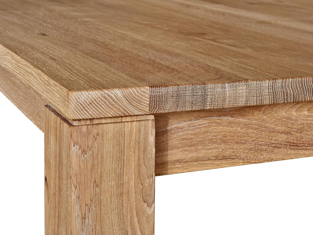 Eikenhouten plank op maat boomstam tafel bernt eikenhout with