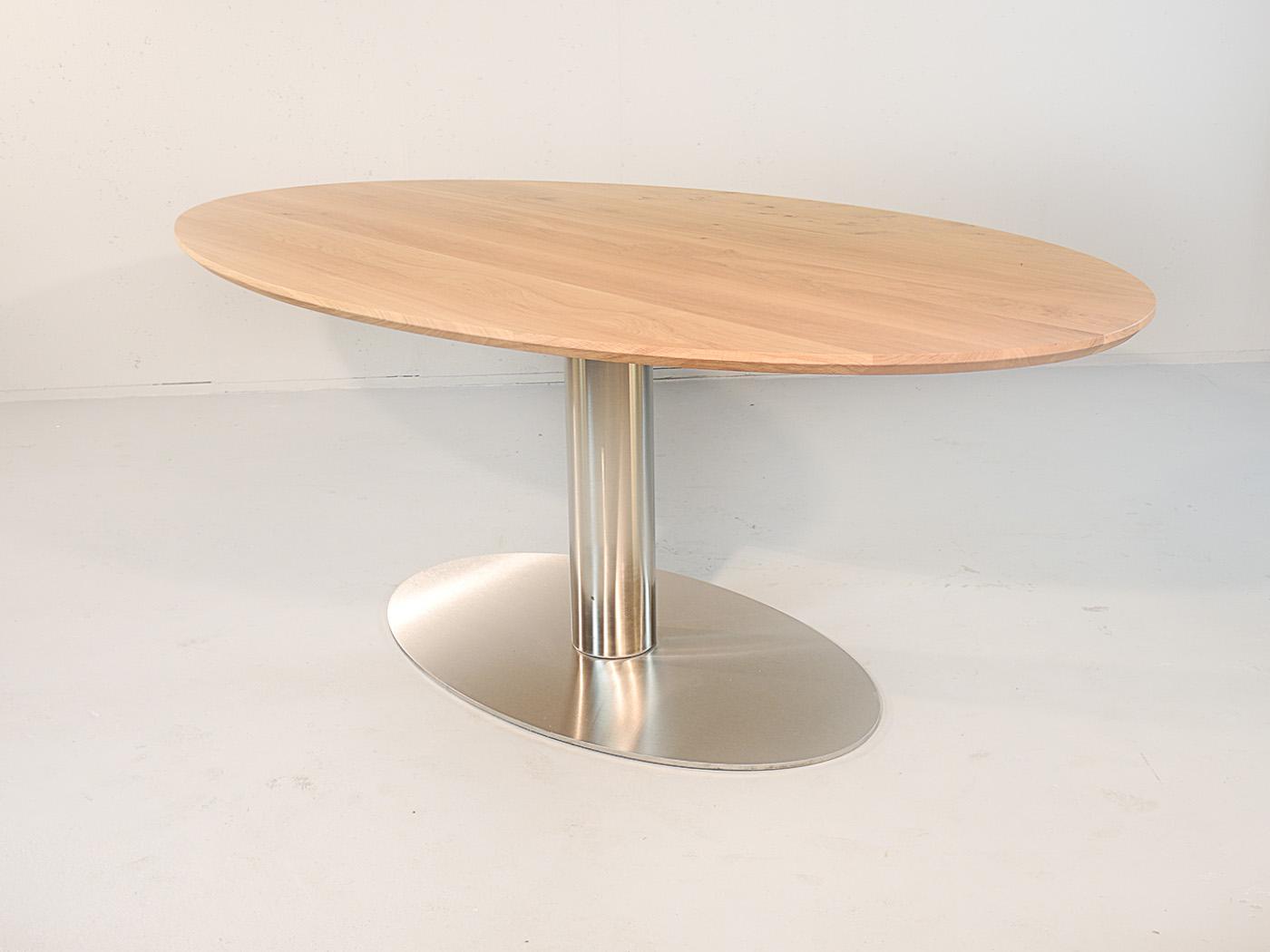Bologna - Ovale eettafel design