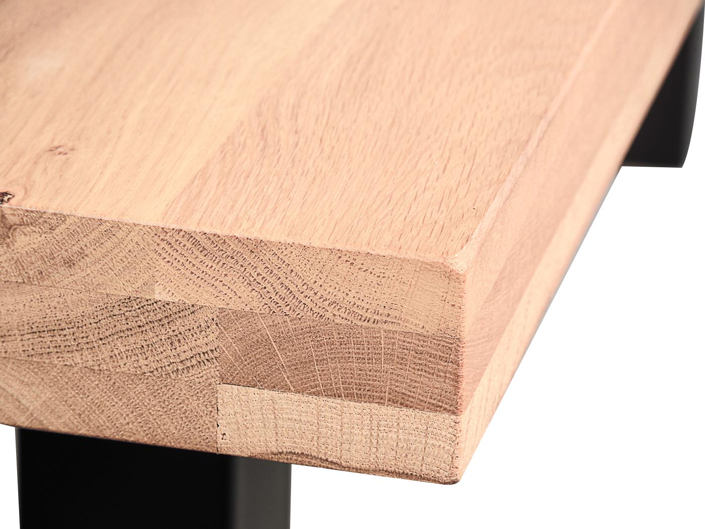 Denver - Detail van tafelblad