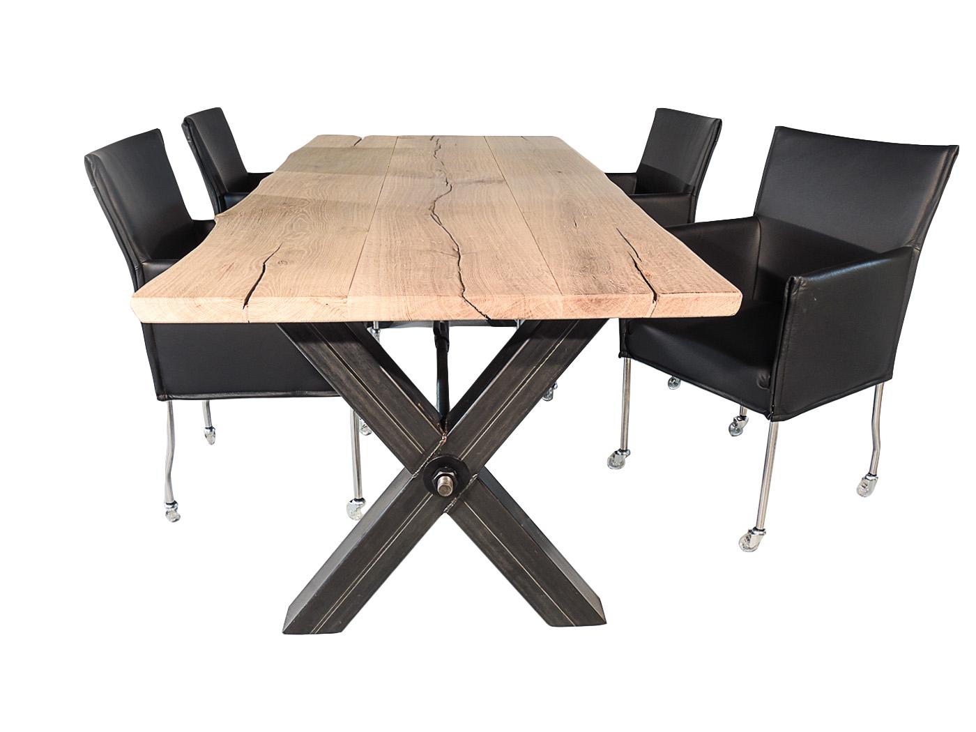 Detroit - Boomstam tafel
