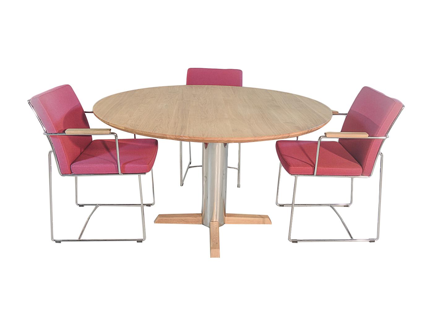Genova - Moderne ronde eettafel