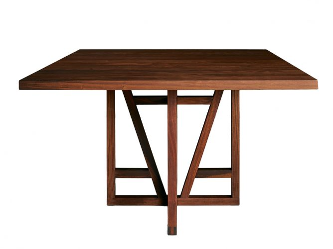 Leipzig – Vierkante tafel