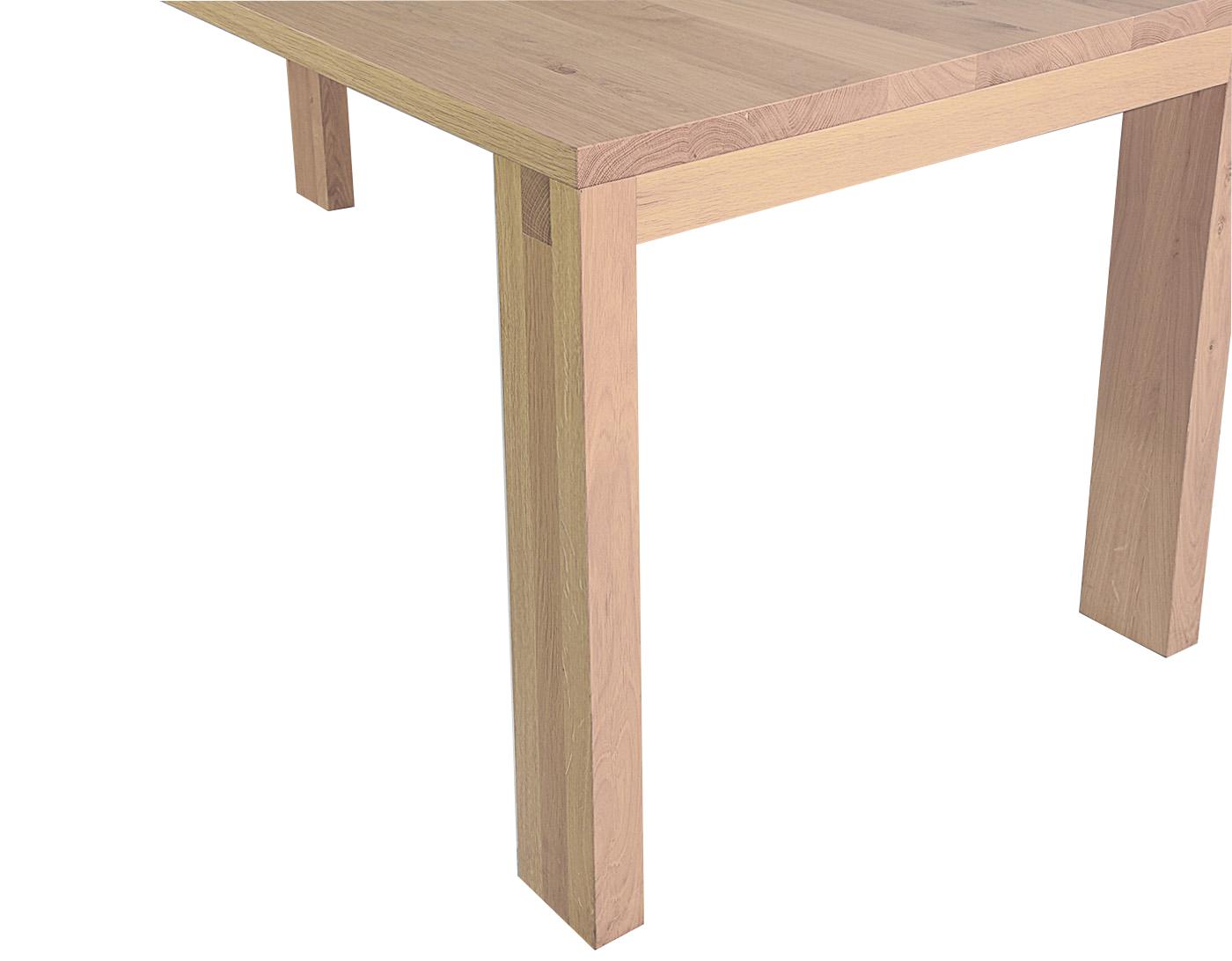 Orleans - Eiken tafels op maat