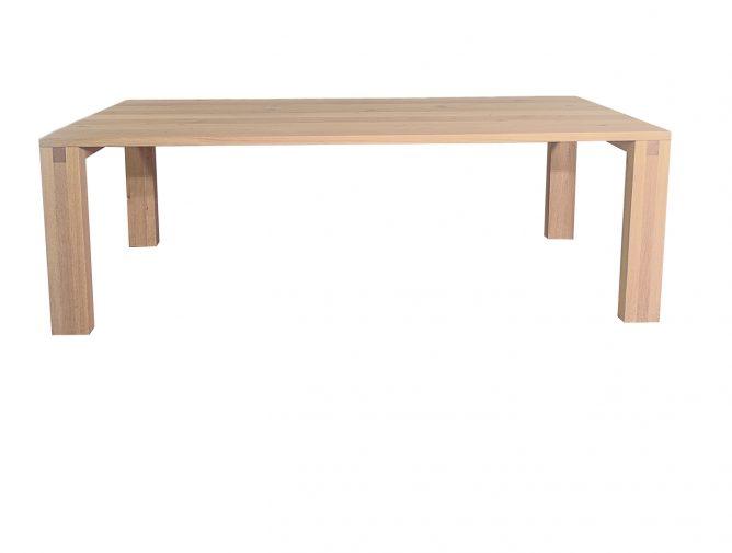 Orleans – Massief houten tafel