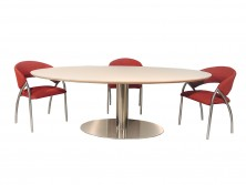 San Remo – Ovale eettafel