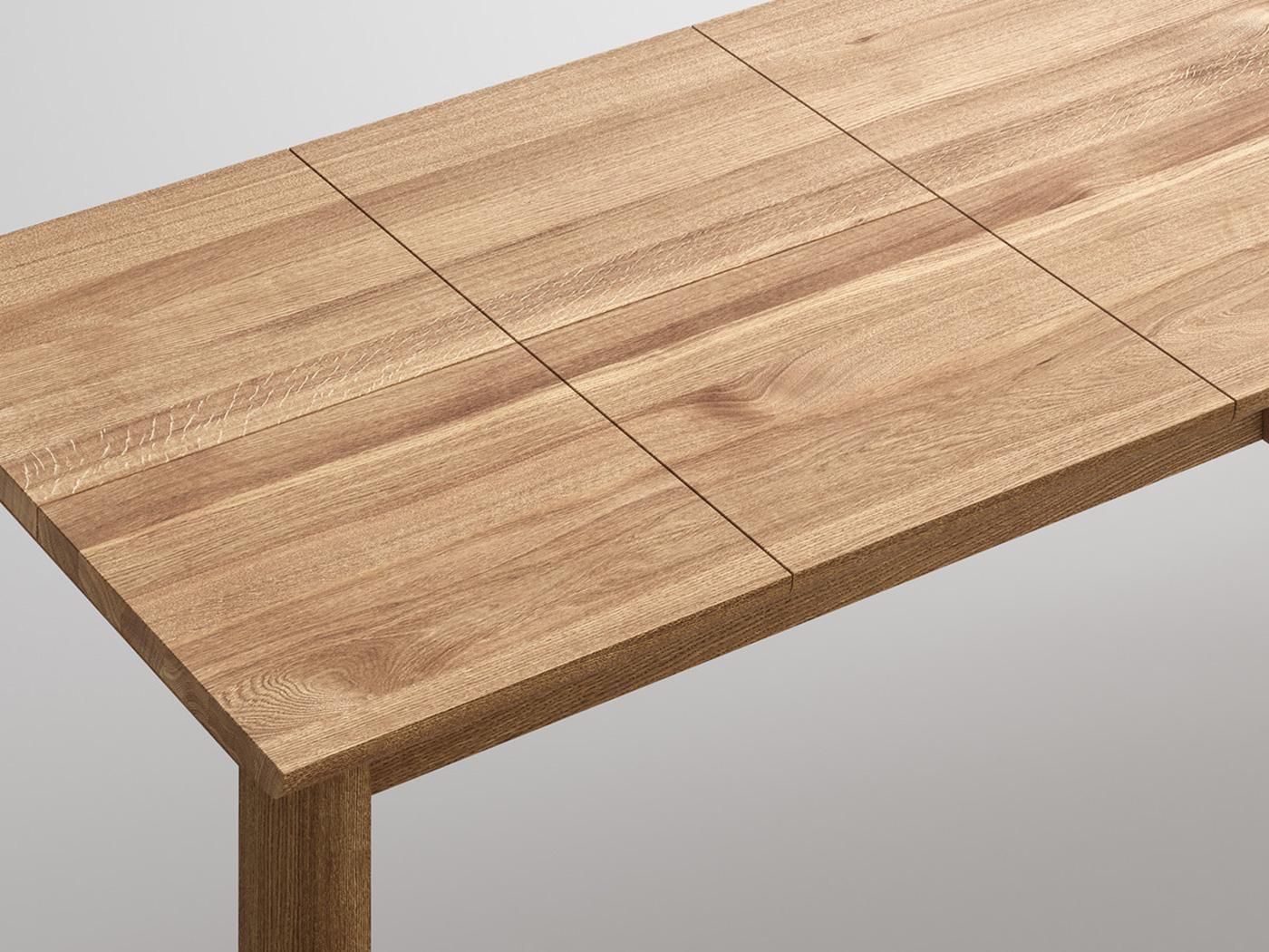 Bonn - Perfectie in design uitschuifbare tafel