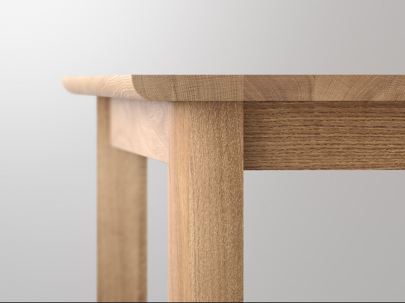 Bonn - Prachtige afwerking uitschuifbare tafel