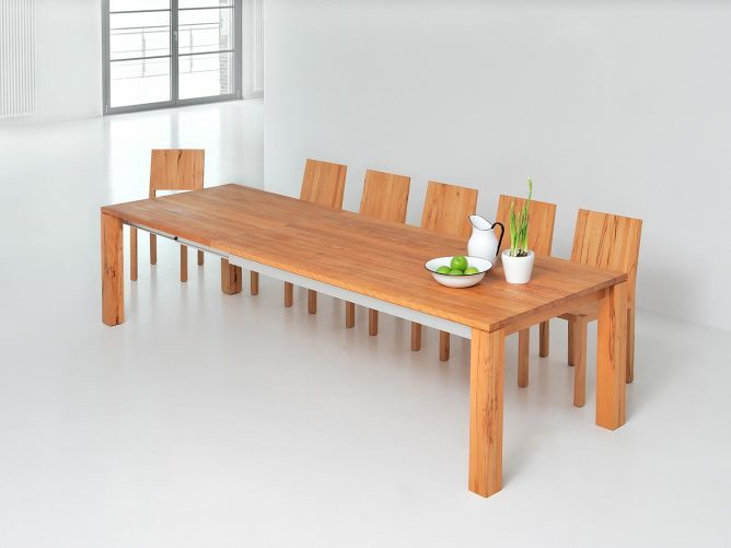 Mainz – Eettafel voor 10 personen
