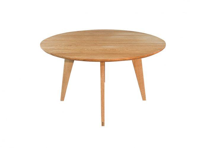 Asti – Moderne ronde eettafel