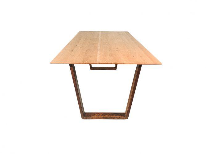 Torino - design houten eettafel