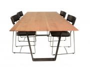 Brescia - Design houten eettafel
