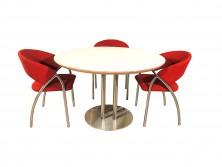 Arrezo – Ronde design tafel