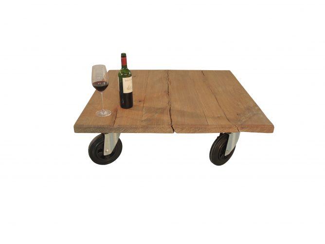 Granada – Vierkante salontafel