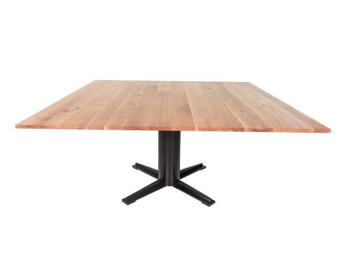 Nevada – Vierkante tafel 8 personen