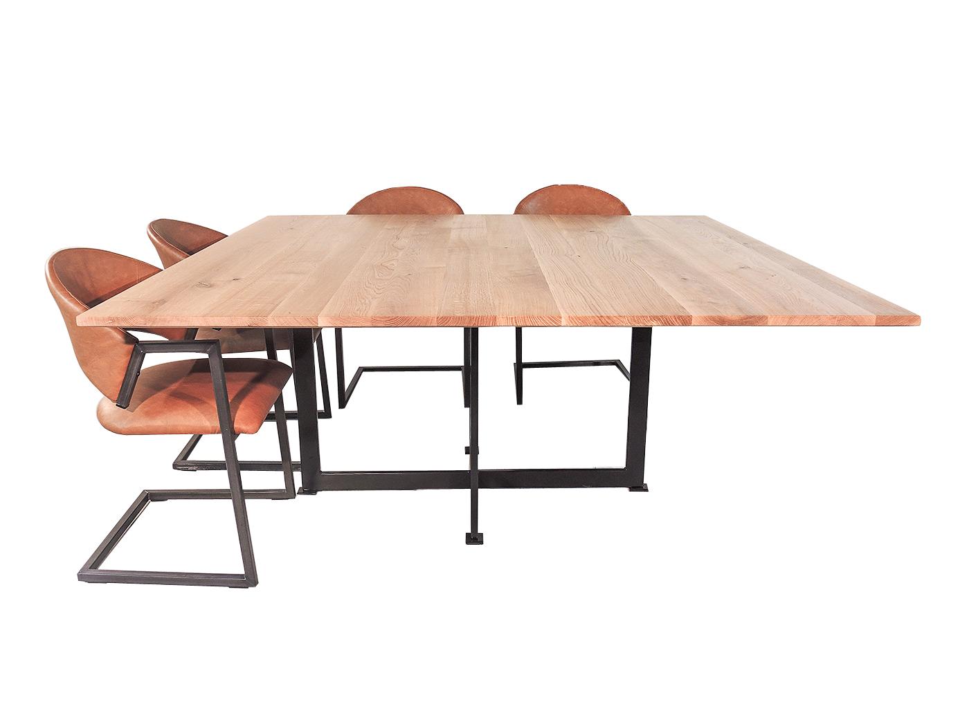 8 Persoons Vierkante Eettafel.Texas Vierkante Eettafel Voor 8 Of 10 Personen