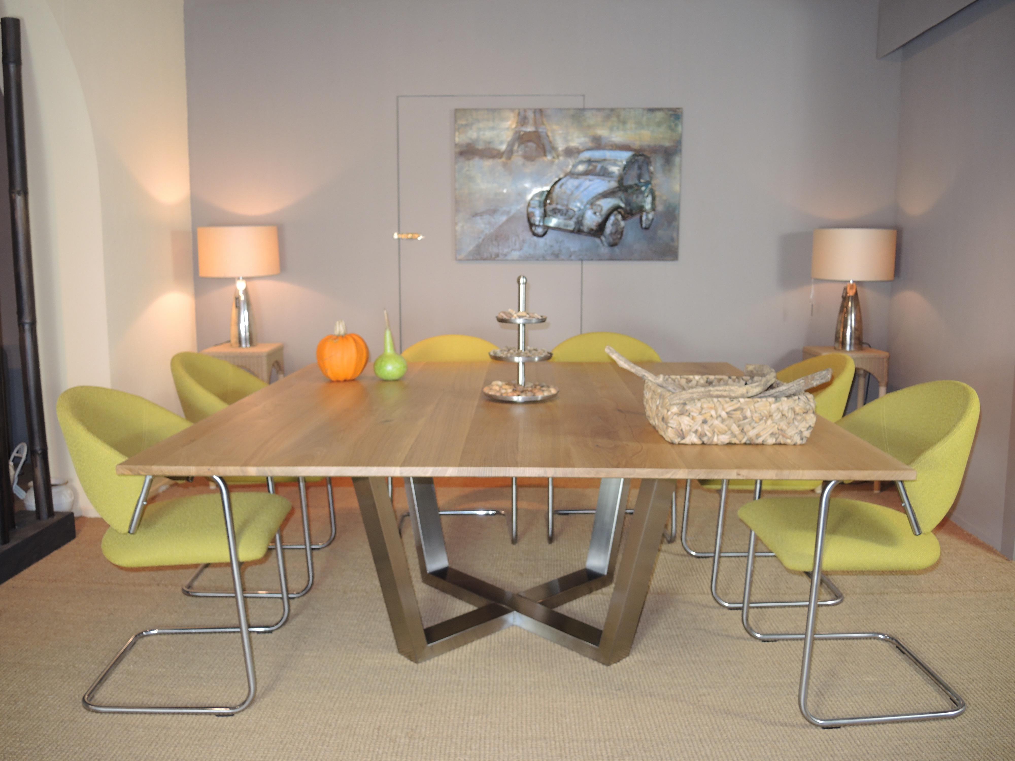 Hampton vierkante tafel