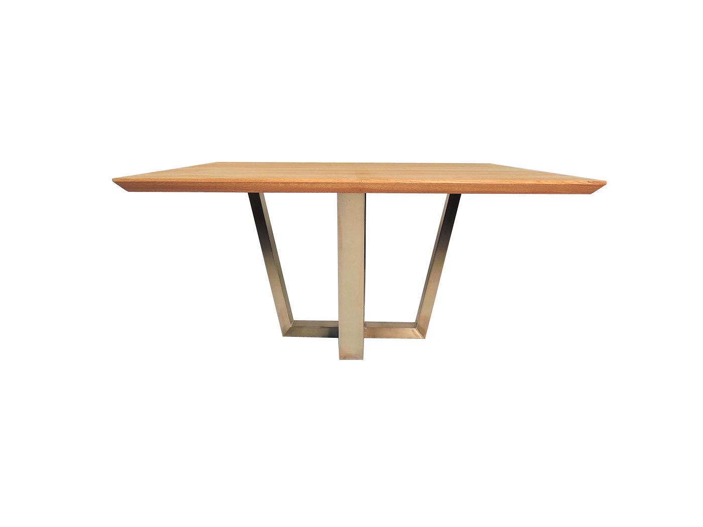Moderne Grote Eettafel.Hampton Moderne Vierkante Eettafel