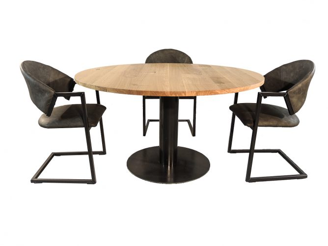 Maine – Industriële tafel