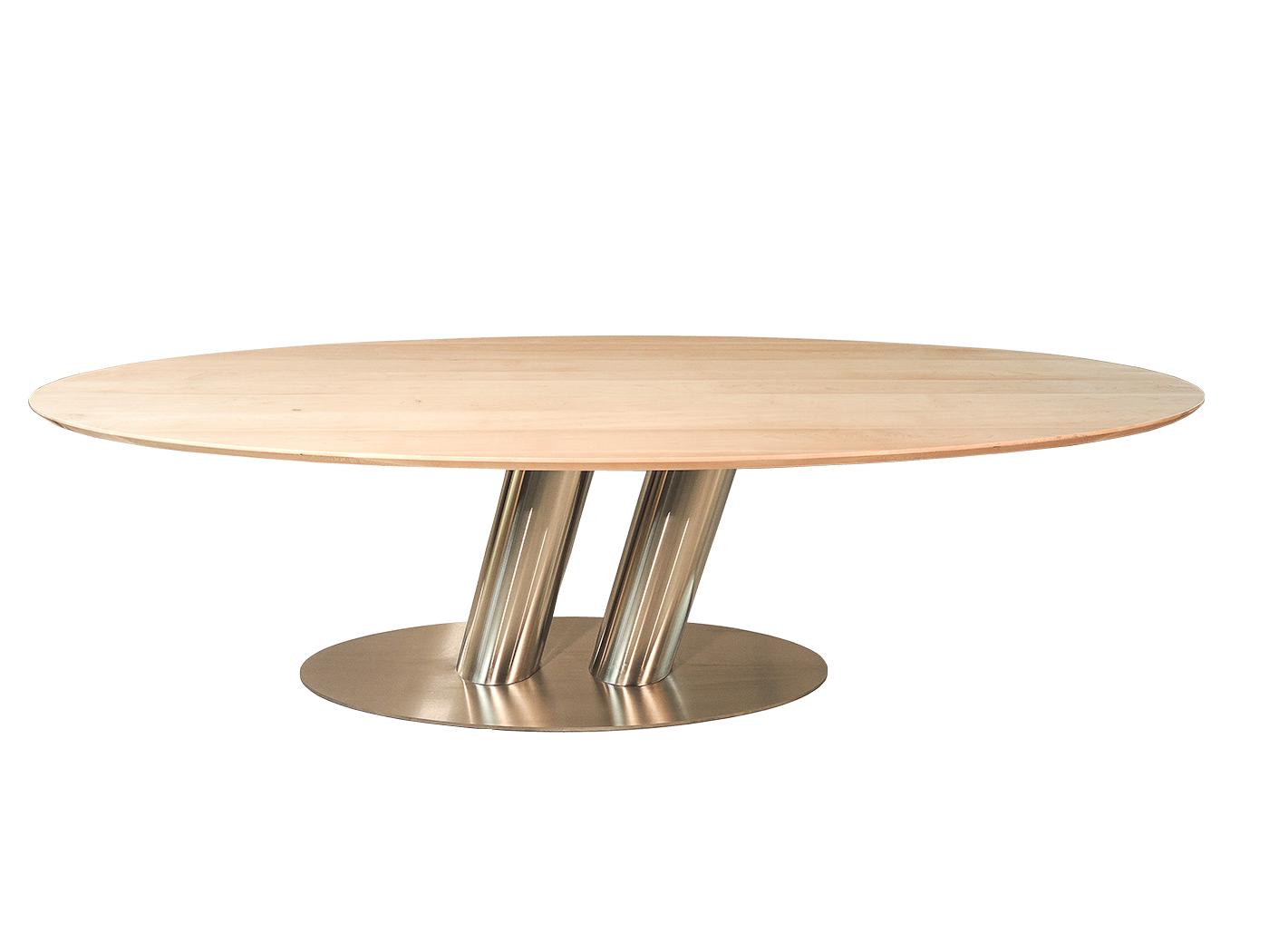 Moderne Grote Eettafel.Puglia 10 Persoons Ovale Eettafel