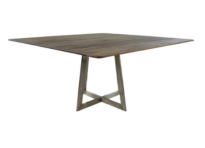 Ascoli – Moderne vierkante tafel
