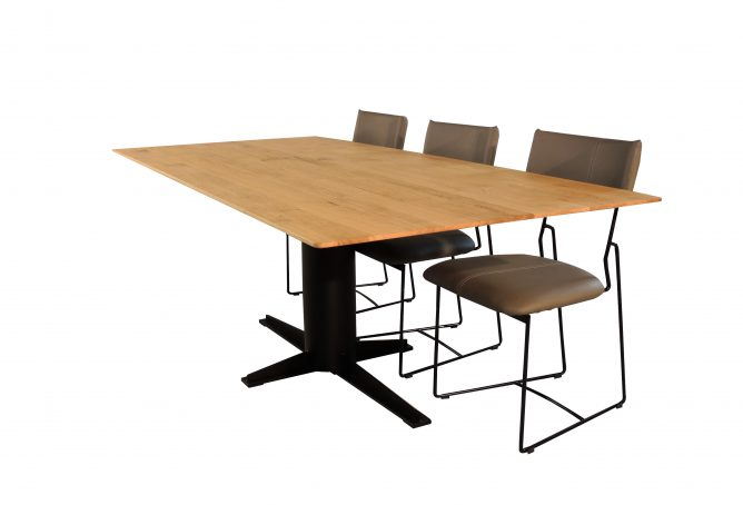 Bergamo - Design tafel modern