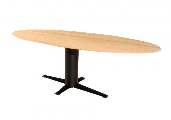 Pavia – Design ovale eettafel