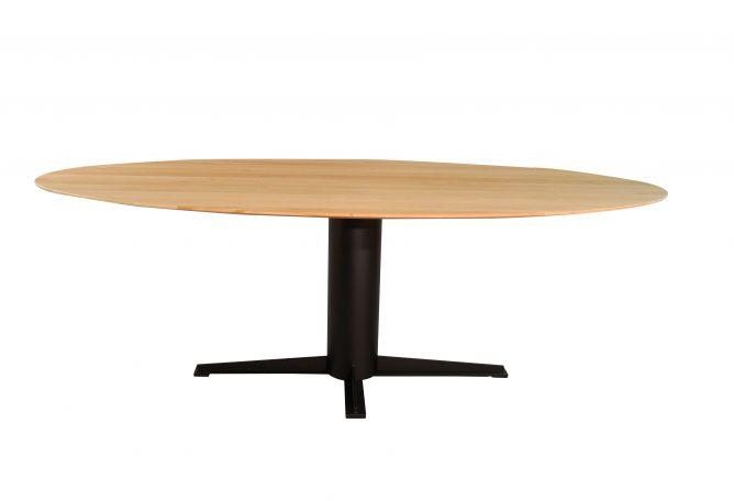 Pavia – Ovale design tafel