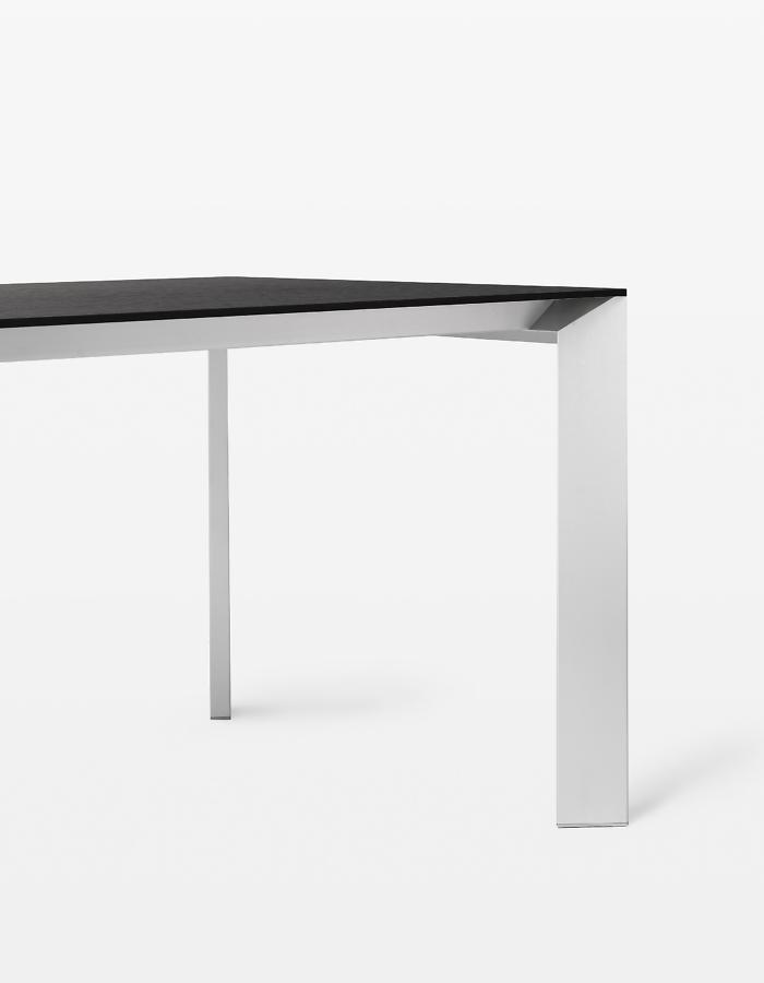 Uitschuif tafel design Lecce