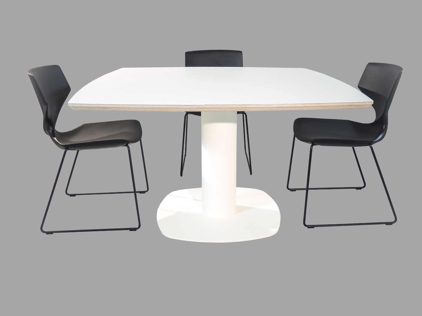Witte Eettafel Design.Empoli Fenix Design Eettafel