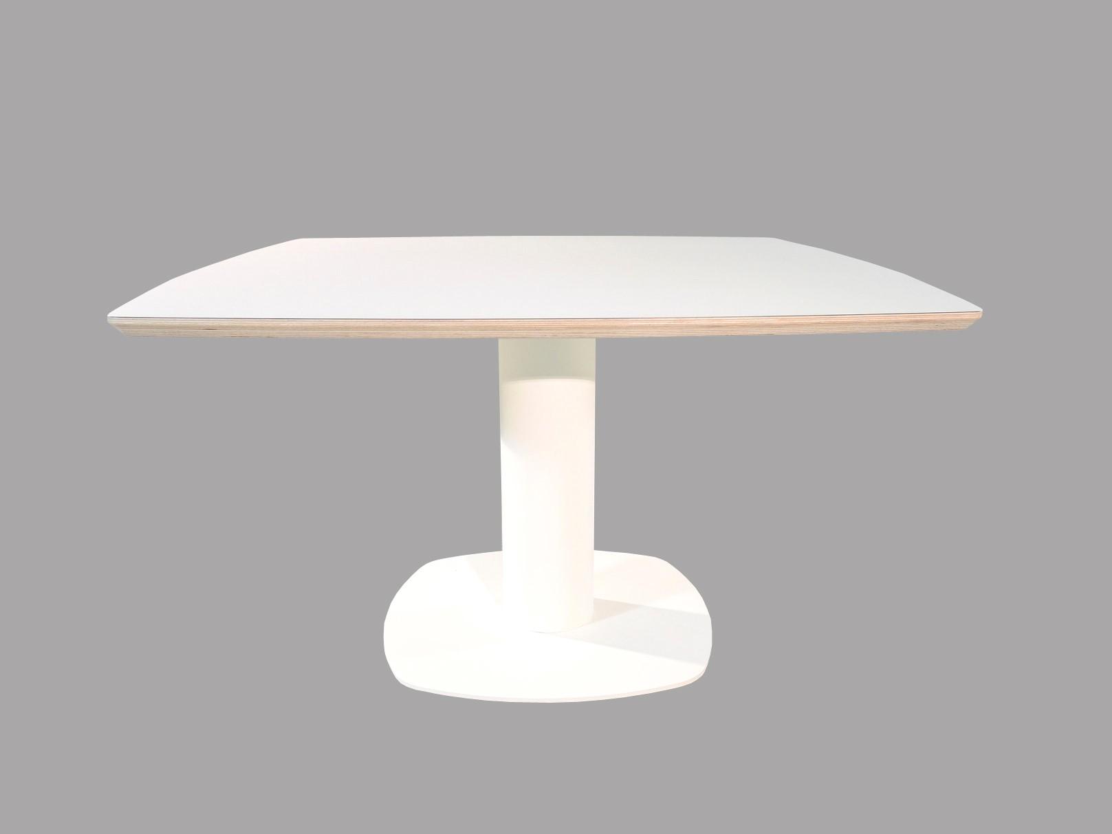 Eettafel Wit Vierkant.Empoli Fenix Design Eettafel