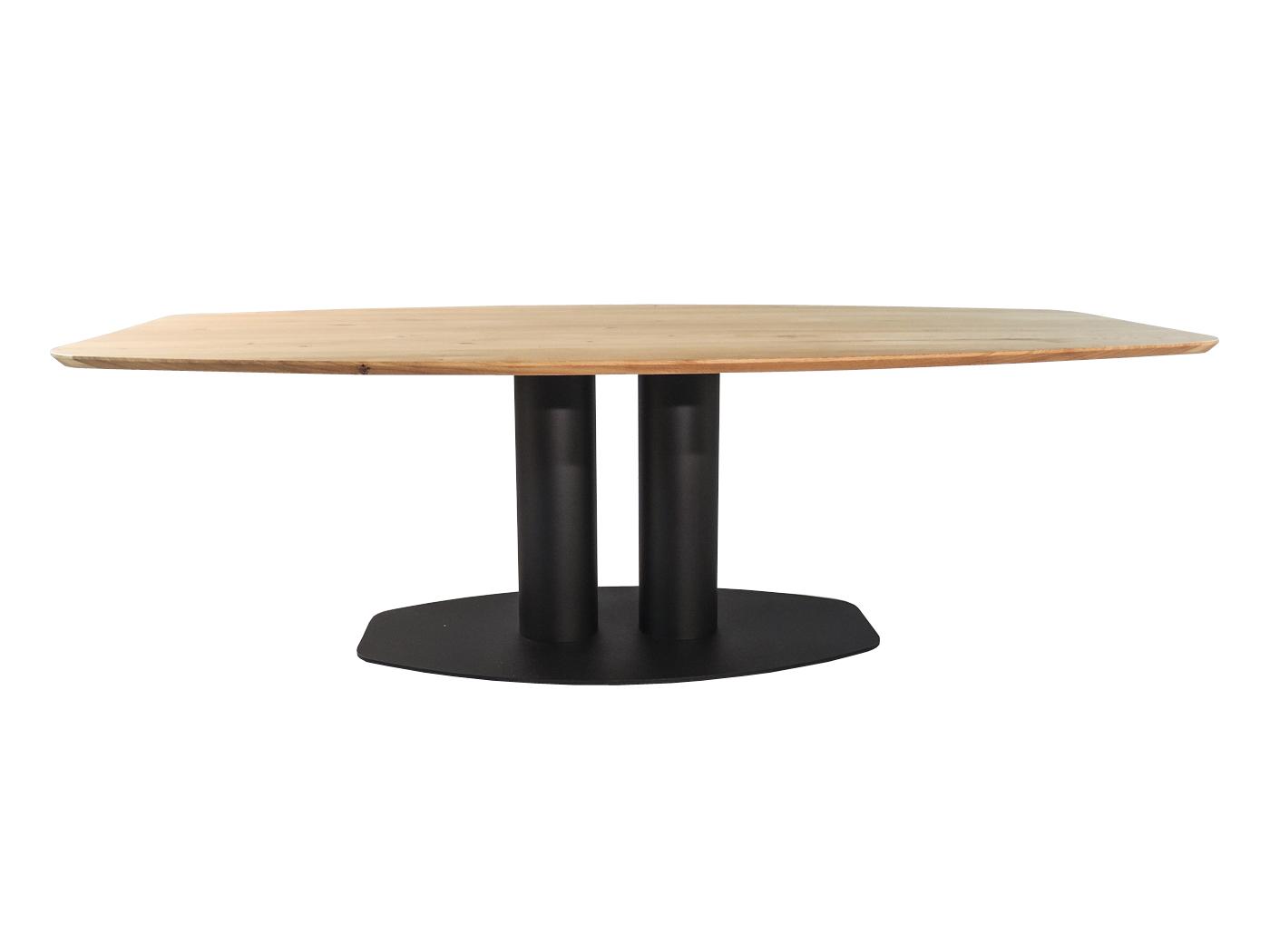 Grosseto - Eettafel ovaal 10 personen