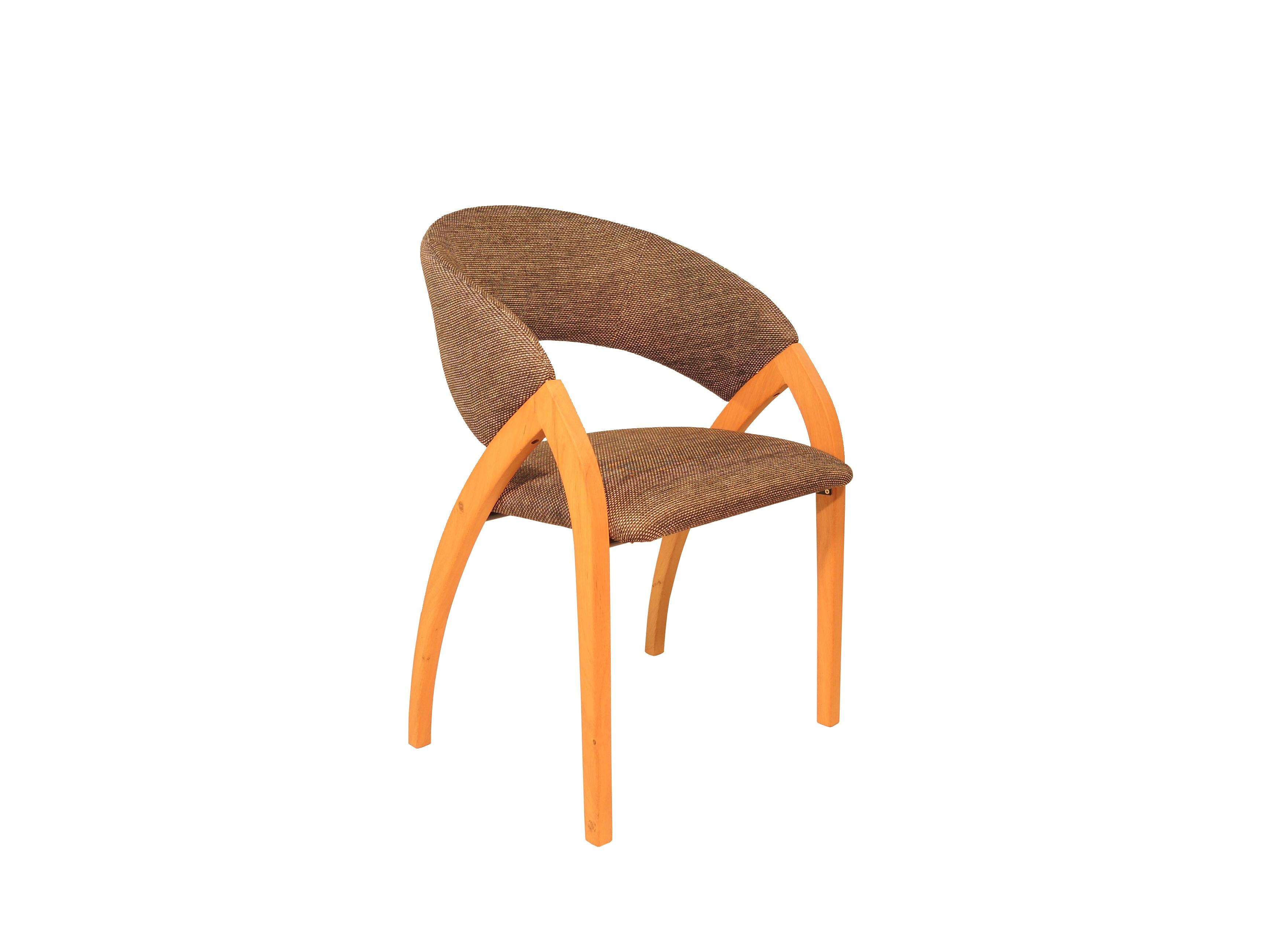Eiken Eetkamer Stoel.Arturo Design En Elegante Eetkamerstoel Met Moderne Uitstraling