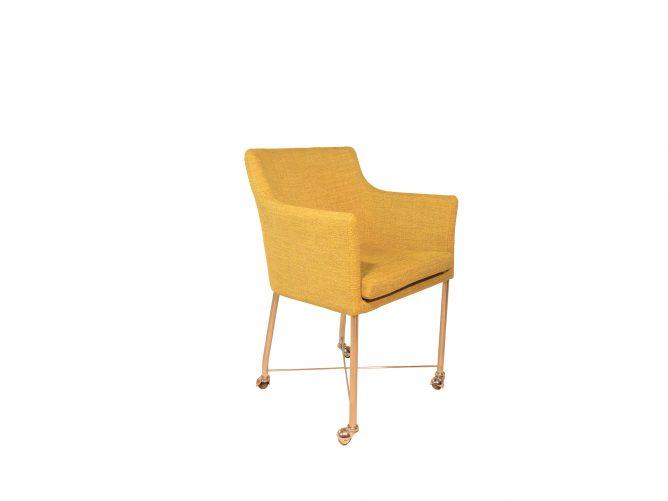 Bassano - Moderne eetkamerstoel