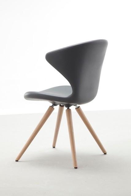 Concept - Design stoel met zitcomfort