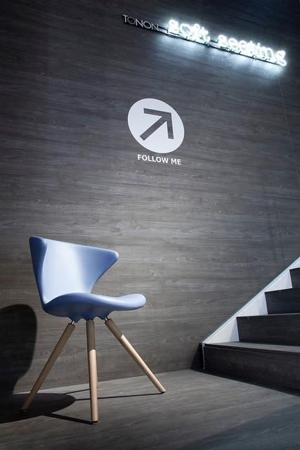 Concept - Italiaans design stoel