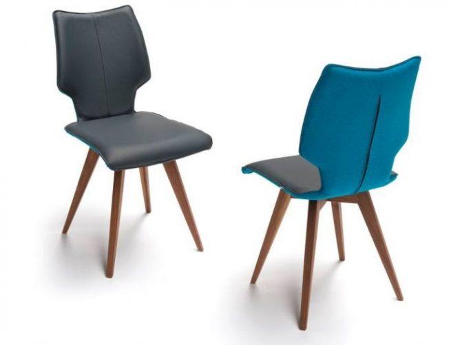Spin F – Moderne eetkamerstoel