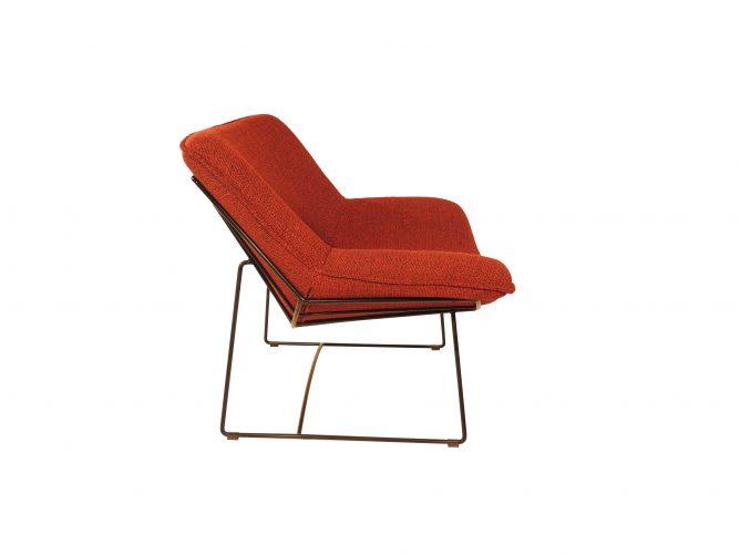 Leandro – Design fauteuil uniek