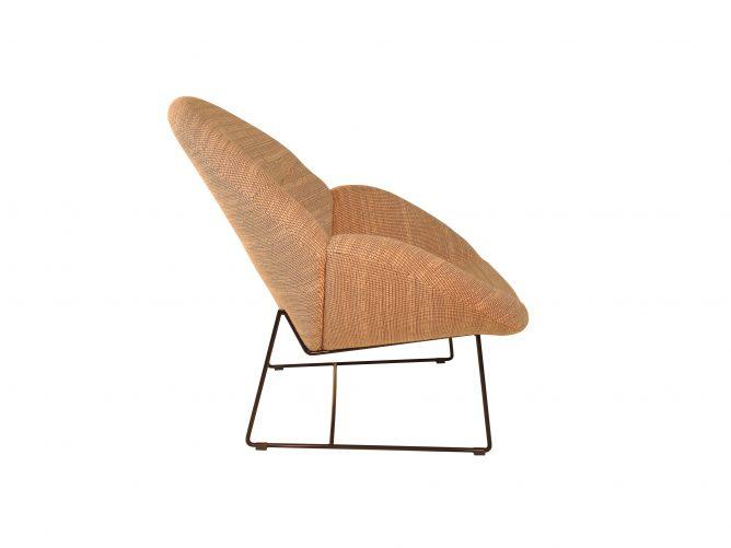 Milano – Design fauteuil van der Helm