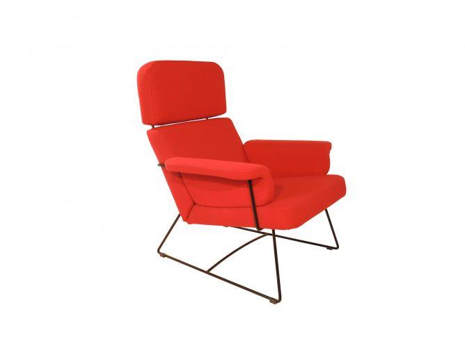 Uno - Comfortabel fauteuil