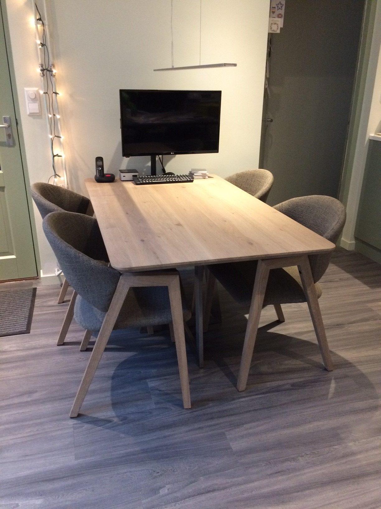 Moderne kantoor tafel