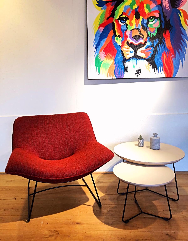 Murcia - Design salontafel Fenix
