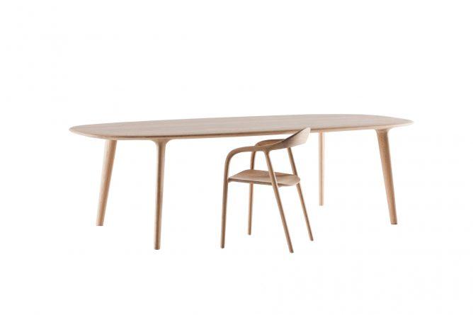 Neva – Design eetkamerstoel
