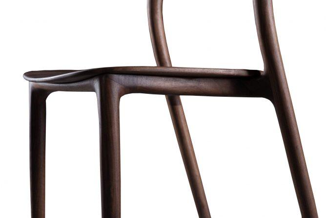 Neva II – Elegante stoel