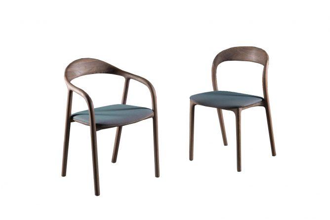 Neva II – Moderne stoel