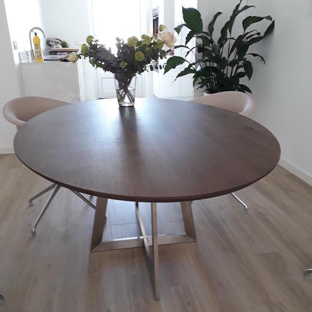 Ovale eettafel modern Varese