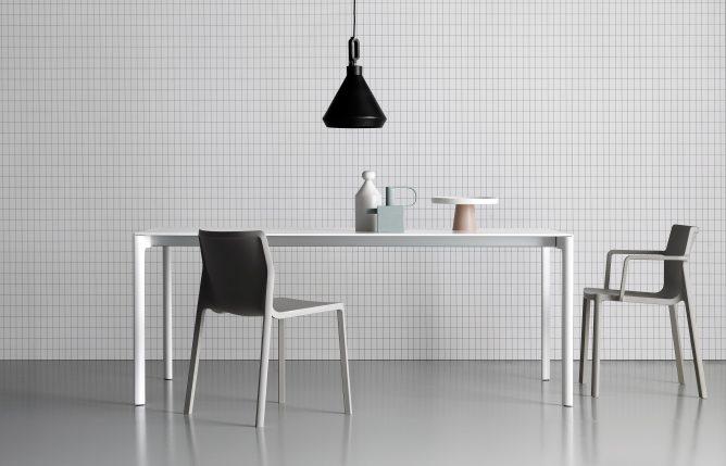 Aosta - Witte elegante design