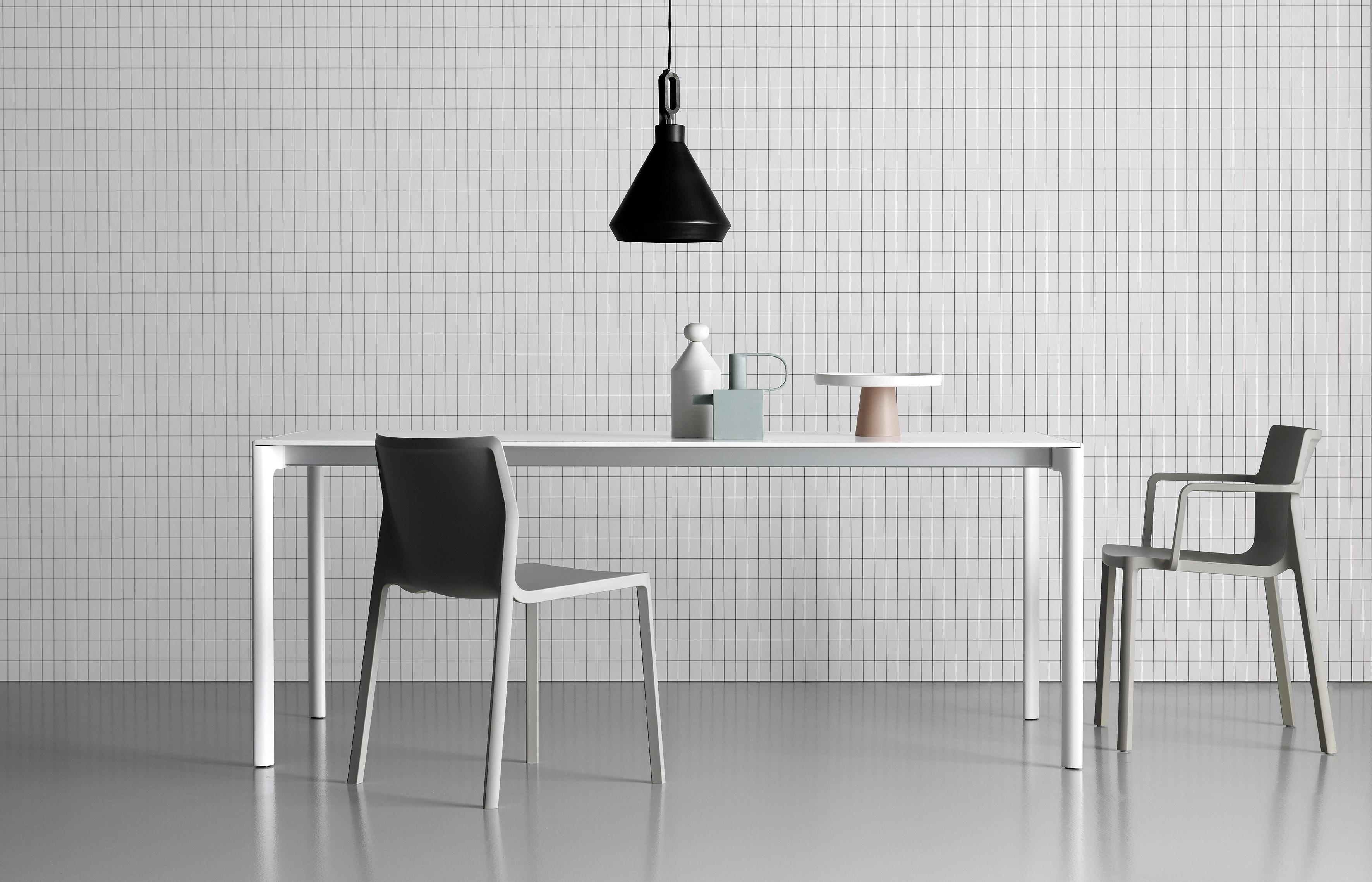 Eettafel Uitschuifbaar Design.Aosta Design Uitschuiftafel