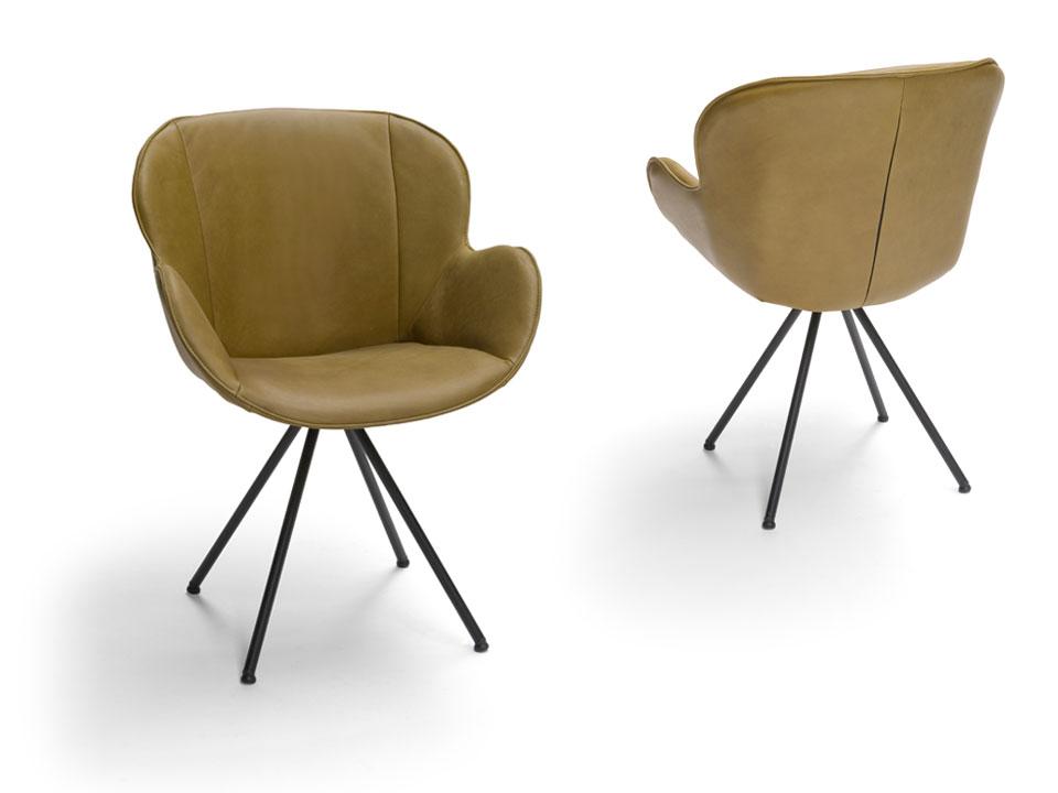 Butterfly moderne stoel